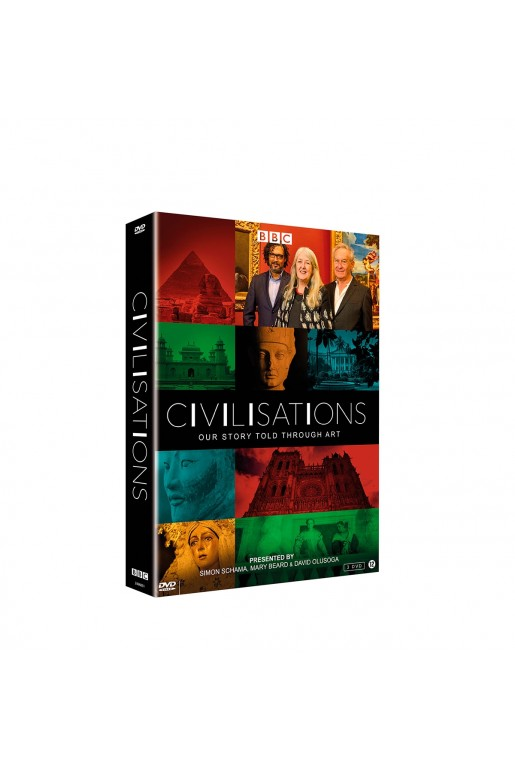 Civilisations 3 dvd-box